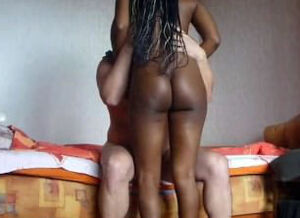 Hot black girl video