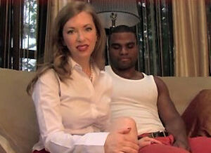 Interracial dp videos