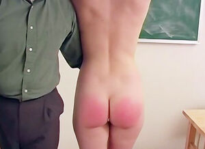 Spanked babes